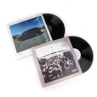 Kendrick Lamar: Vinyl LP Album Pack (Good Kid Mad City, To Pimp A Butterfly)