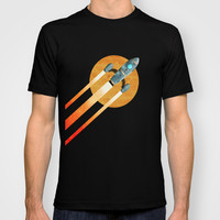 2nd Star to the right LLAP T-shirt by Tjc555