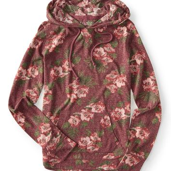 ROSES LIGHTWEIGHT POPOVER HOODIE