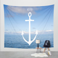 ROAM III Wall Tapestry by The Dreamery