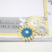 Custom Wedding Album 12x12 Scrapbook with Free by StrictlyCute