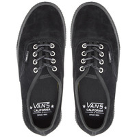 Vans California Authentic Hiker CA Black Lace Up Sneakers