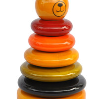 Cubby Wooden Stacker Toy
