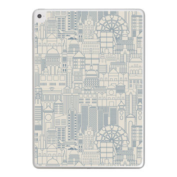 London Town iPad Tablet Skin