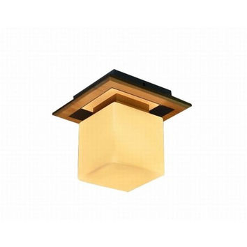 Wood modern children room ceiling lamp light