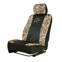 Ducks Unlimited Mossy Oak Shadow Grass Blades Camo Low Back Seat Cover