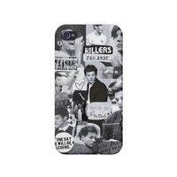 louis tomlinson collage iPhone 4/4s/5 & iPod 4/5 Case