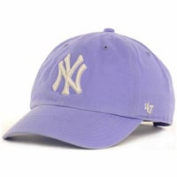 '47 Brand New York Yankees Clean Up Hat - Sports Fan Shop By Lids - Men - Macy's