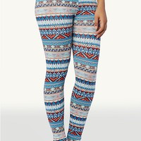 Aztec Stripe Legging