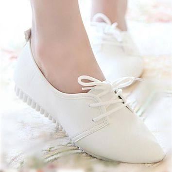 new 2016 fashion high quality vintage women flat shoes women flats and women's spring