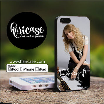 Taylor Swift Sweet iPhone 5 | 5S | SE Cases haricase.com
