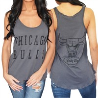 Chicago Bulls Womens | SportyThreads.com