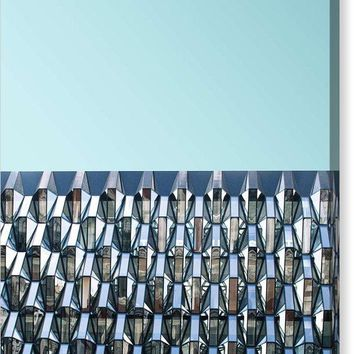 Urban Architecture - Oxford Street, London, United Kingdom 4 - Canvas Print