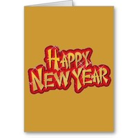 HAPPY NEW YEAR MAILING ESSENTIALS & CARDS