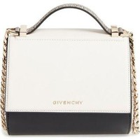 Givenchy Pandora Box Genuine Snakeskin Crossbody Bag | Nordstrom