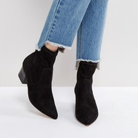 ASOS REGIONAL Point Sock Boots at asos.com