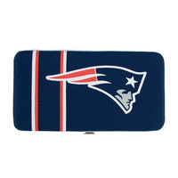 New England Patriots NFL Shell Mesh Wallet