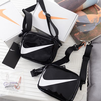 Nike MINI SWOOSH PVC Shoulder bag