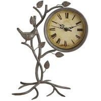 Branches & Bird Clock