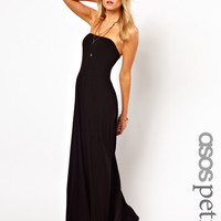 ASOS Petite | ASOS PETITE Bandeau Maxi Dress at ASOS