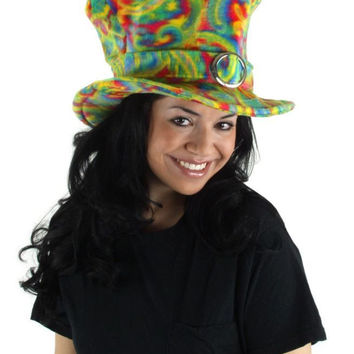 HAT MADHATTER PSYCHEDELIC
