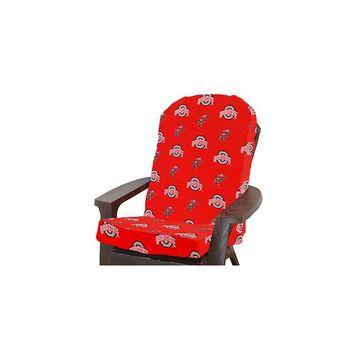 College Covers Ncaa Ohio State Outdoor Adirondack Chair Cushion