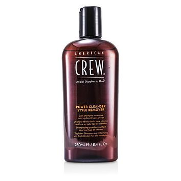 Men Power Cleanser Style Remover Daily Shampoo (For All Types of Hair) - 250ml-8.4oz