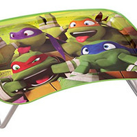JayBeeCo Teenage Mutant Ninja Turtles Children's Multipurpose Snack Activity Tray