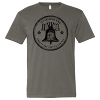 Let Freedom Ring Vintage Men's T-Shirt