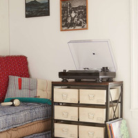 Mini Industrial Storage Dresser - Urban Outfitters