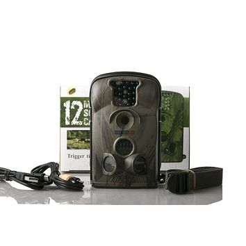 Video Camera Wood Backwood Outback Harsh Temps Resistance Open Seasons