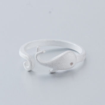 Shiny Stylish Gift New Arrival Jewelry Korean Lovely Sea Ring [8171786567]