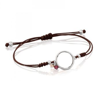 Top Quality Jewelry Bracelets & Bangles Silver/Rose Gold Color Fashion