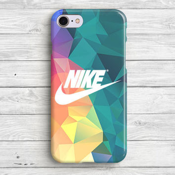 Geometric Nike Phone Case iPhone 6 Case Nike iPhone 7 Case iPhon a21a0225a