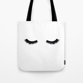 Lash Love Tote Bag by allisone
