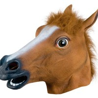 Cool Stuff - Accoutrements Horse Head Mask