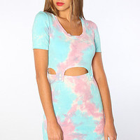 The Tie Dye Bundy Dress