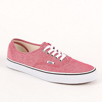 Vans Authentic Chambray Shoes at PacSun.com