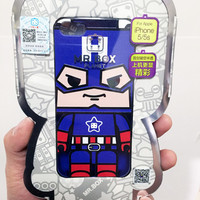 Mr.Box Planet Iphone 5 / 5c / 5S Case - Marvel Theme
