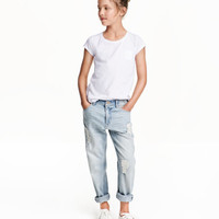 Loose Worn Jeans - from H&M