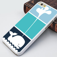 iphone 6 case,whale iphone 6 plus case,cute iphone 5s case,Cartoon whale iphone 5c case,vivid iphone 5 case,personalized iphone 4s case,personalized iphone 4 case