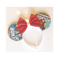 Marvel  Madness Mouse Ears