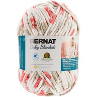 Bernat Baby Blanket Yarn Flower Pot 300 Gram Skeins