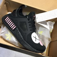 Best Online Sale Kaws x Adidas Consortium NMD XR1 BFF Boost Sport Running Shoes Classic Casual Shoes Sneakers