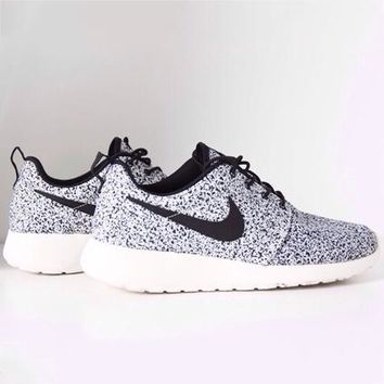 NIKE Women Men Running Sport Casual Shoes Sneakers starry sky Grey F