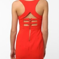 UrbanOutfitters.com > Sparkle & Fade Harness Neck Bodycon Dress