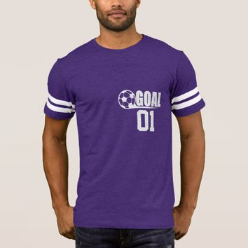 Soccer Men's Football T-Shirt