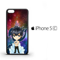 Anime Fairy Tail Gray chibi Z1084 iPhone 5C Case