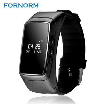2 in 1 Wristband Sports Smart Bracelet Wristband+Bluetooth Earphone Fitness tracker