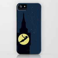 Peter Pan (no title) iPhone & iPod Case by Citron Vert